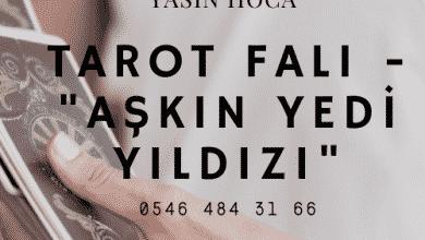 """Photo of Tarot Falı – """"Aşkın Yedi Yıldızı"""""""