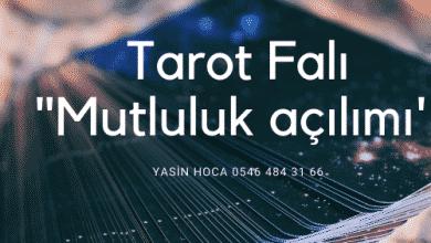 """Photo of Tarot Falı """"Mutluluk açılımı"""""""