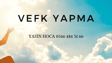 Photo of Vefk Yapma