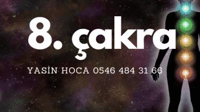 Photo of 8. çakra-Aura Çakra