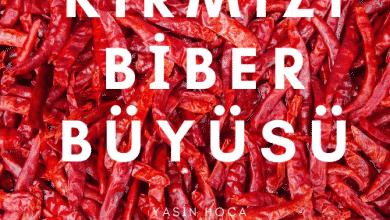 Photo of Kırmızı Biber Büyüsü