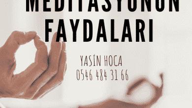 Photo of Meditasyonun faydaları