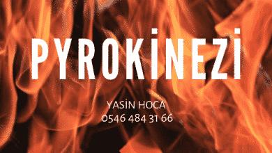 Photo of Pyrokinezi
