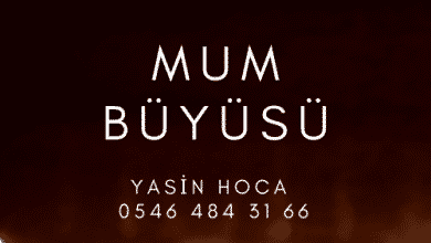 Photo of Mum Büyüsü