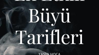 Photo of En Etkili Büyü Tarifleri