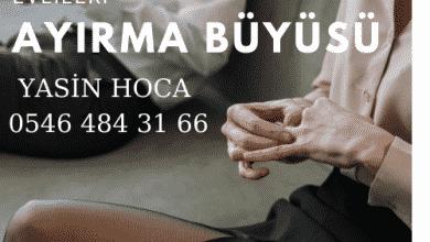 Photo of Evlileri Ayırma Büyüsü